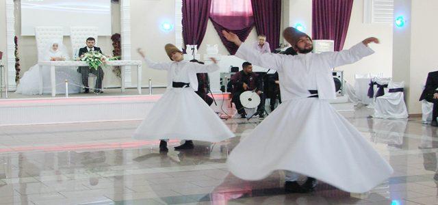 bursa semazen islami düğün kına organizasyon